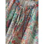 Penelope Retro Floral Dress