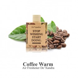 DeXandra Coffee Warm Air Freshener - 10ml