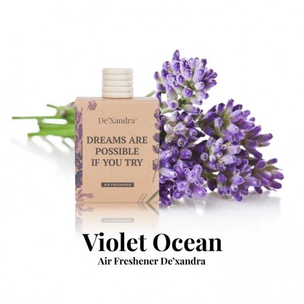 DeXandra Violet Ocean Air Freshener - 10ml