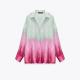 Rayya Pink and Blue Tie-Dye Shirt