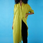 Yvonne Honeysuckle Yellow Dress